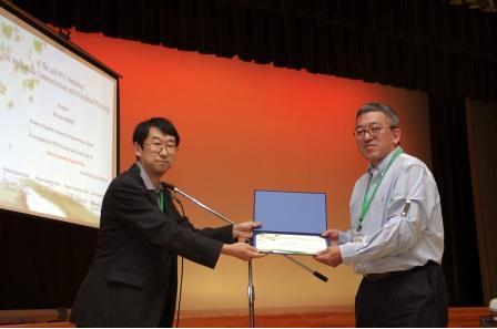 博士課程1年 真野さんが情報処理学会で審査員特別賞受賞