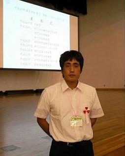 修士課程1年 清水さんが電気学会で優秀ポスター賞受賞