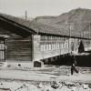 08.電気工学科教室(現在のA1号館の南側部分、昭和36年1月)