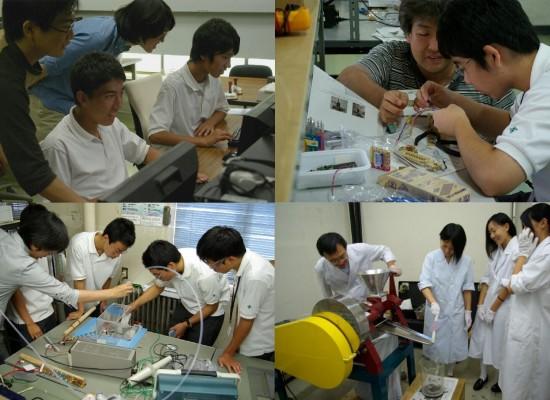 【学大将プロジェクト】『キャリアハウスにおける高校生実習』を実施