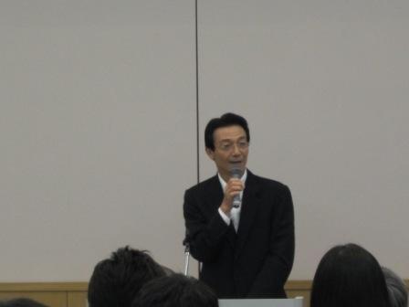 在学生のための講演会を開催