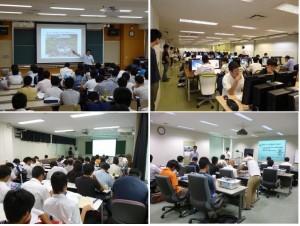 模擬授業 体験講義