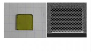光を使った結晶の構造探索・結晶を使った光の伝搬制御