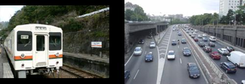 交通が変わると生活が!都市が!幸福感が?変わります