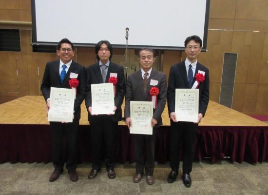 萩原教授、清水准教授らが砥粒加工学会論文賞を受賞