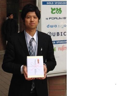 大学院生2名、学部生3名が学生奨励賞受賞