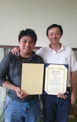 山田 優紀さん(修士1年次生)がベストプレゼンテーション最優秀賞を受賞