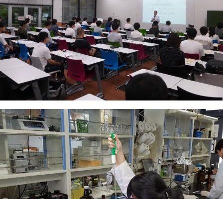 【学大将プロジェクト】 『高専生向け実習プログラム』を実施
