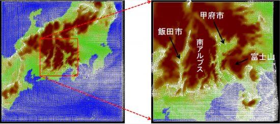 極限環境における流れの高精度予測とモデリング
