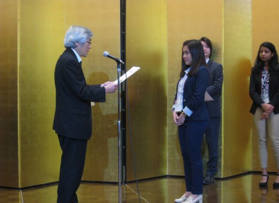 PUTRI RIZKA LESTARIさんが第55回セラミックス基礎科学討論会においてGood Presentation Awardを受賞