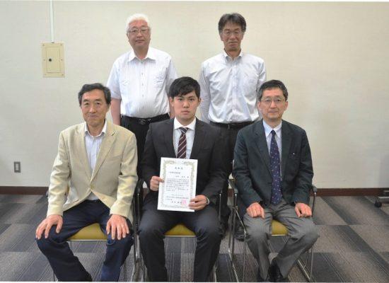 平成29年度工学専攻奨励賞表彰式を挙行